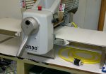 Rondo Table Top Sheeter, stickling
